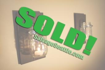 MASON JAR2 SOLD